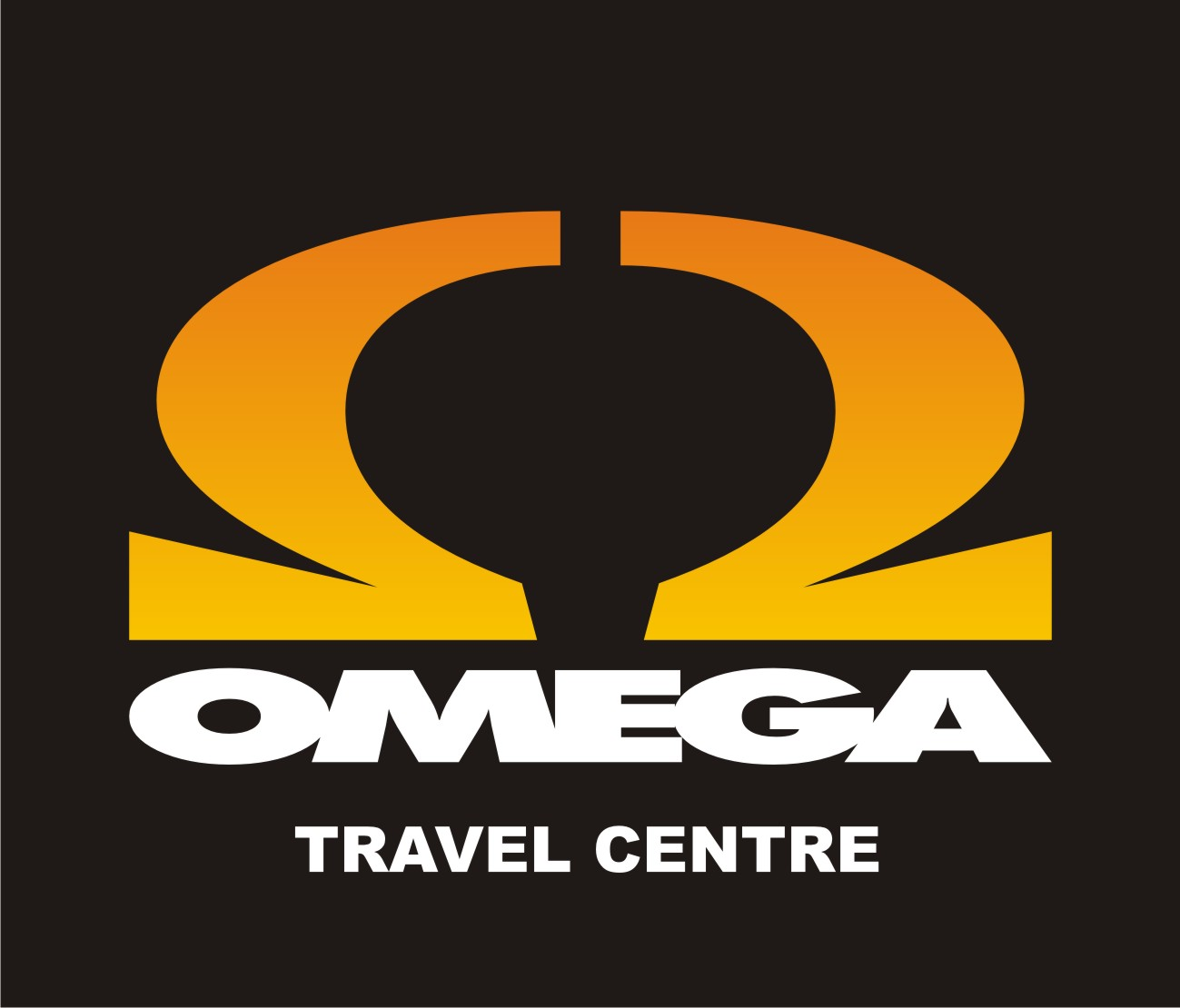 Omega Travel Centre Logo