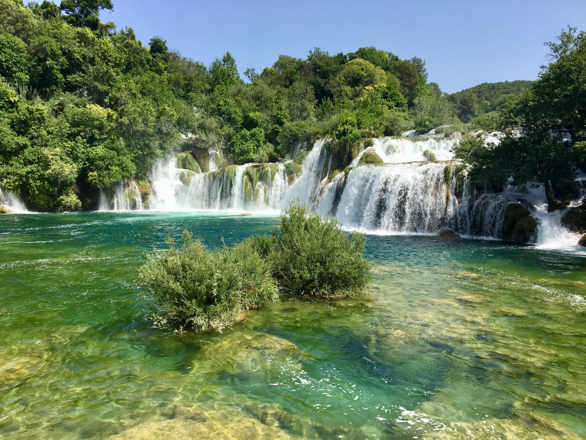 Nationalni park Krka